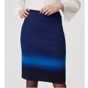 Loft Size 12 Skirt